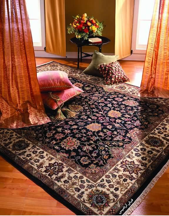 بهترین برند فرش ماشینی