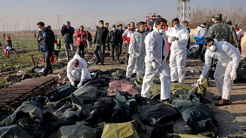 Image result for ukraine iran plane crash