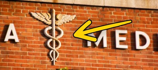 نماد پزشکی