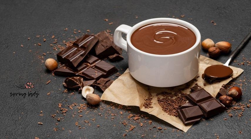 شکلات داغ با فوایدی شیرین و عوارضی تلخ