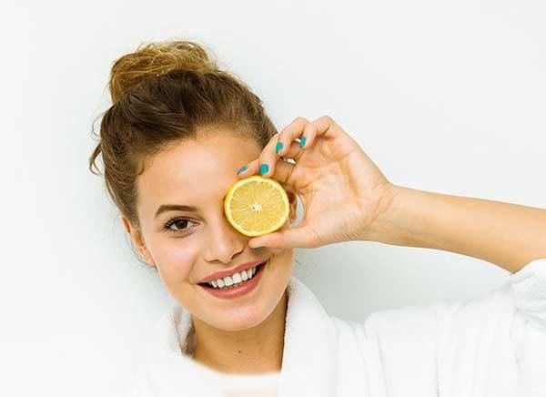 ماسک صورت با لیمو ترش | طرزتهیه انواع ماسک صورت با لیمو ترش برای ...
