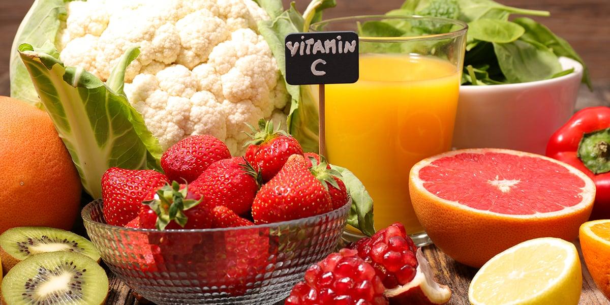 ویتامین c برای کرونا