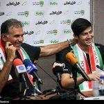 عکس های جدید سردار آزمون Sardar Azmoun