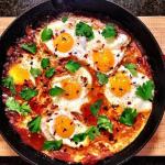 طرز تهیه املت های خوشمزه و لاکچری با تخم مرغ !