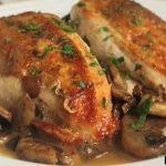 طرز تهیه مرغ کاسیاتوره آرام پز