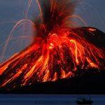 آتش فشان های بزرگ و ترسناک جهان !