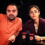 ازدواج گلشیفته فراهانی با کامبیز حسینی + عکس