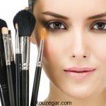 10 اشتباه آرایشی که همه خانم ها باید بدانند!!