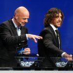 قرعه کشی لیگ قهرمانان اروپا 2016