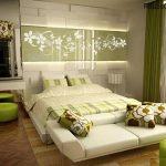 مدل های شیک از رمانتیک ترین دکوراسیون اتاق خواب 2015 – 1394
