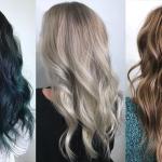 بهترین رنگ مو زنان در سال 2019 چیست؟