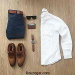 ست کردن لباس مردانه و آموزش انتخاب لباس برای اقایان