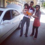 بیوگرافی آرمین تشکری + آرمین تشکری و همسرش ونوس عادلی