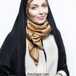 مجری معروف آزاده نامداری مادر شد + عکس