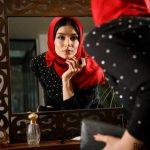 عکس جدید بهارک صالح نیا بعد از کشف حجاب