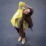 مدل لباس خاص بهاره کیانافشار در روز تولدش + عکس