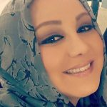 عکس بهنوش بختیاری و مادرش در حرم امام رضا