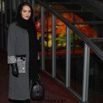 مدل مانتو بهنوش طباطبایی در جشنواره فجر + عکس