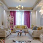 دکوراسیون منزل عروس + شیک ترین دکوراسیون منزل عروس ایرانی 2018