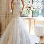 شیکترین مدل لباس عروس ۲۰۱۶ + مدل لباس عروس پرنسسی 95