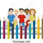تاثیر شخصیت بر روانشناسی رنگ ها در نقاشی کودکان