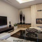 دکوراسیون آپارتمان + طراحی دکوراسیون آپارتمان کوچک  2018