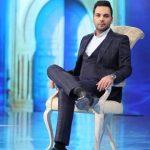 عکس دیده نشده از احسان علیخانی با شورت ورزشی