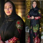 الهام حمیدی در هفدهمین دوره جشن حافظ + عکس
