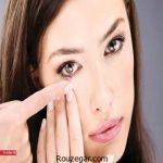 راهکارهای از بین بردن پف زیر چشم