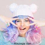 جدیدترین مدل های ژست عکاسی دخترانه خاص و شاد