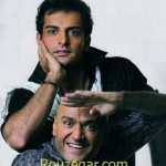 حامد کمیلی و رامبد جوان در کنار جناب خان + عکس
