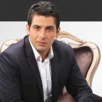 حمید گودرزی در کنسرت سالار عقیلی + عکس