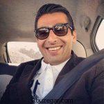 تبلیغ حمید گودرزی از رستوران دوستش + عکس