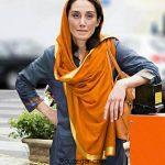هدیه تهرانی در کنار خواننده رپ یاس + عکس