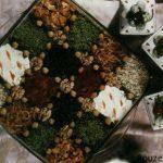 کشک بادمجان و طرز تهیه کشک بادمجان مجلسی فوری خوشمزه برای 20 نفر