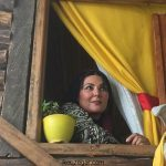 لاله اسکندری در فیلم عطا و جادوی سیاه + عکس