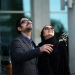 عکس مهدی پاکدل و همسرش در کنار عاطفه رضوی