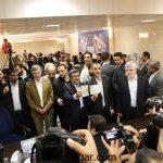 محمود احمدی نژاد رسما در انتخابات 96 ثبت نام کرد