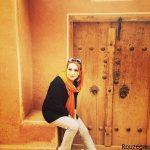 مهشید حبیبی بیوگرافی + عکس های مهشید حبیبی و همسرش مجید یاسر