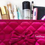 25 مدل کیف لوازم آرایشی زنانه و دخترانه شیک و رنگارنگ