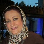 عکس جدید مريم اميرجلالی در کنار امین زندگانی