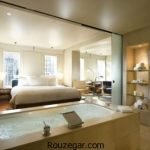 دکوراسیون جدیدترین اتاق خواب مستر با طراحی جذاب سری اول