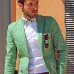 ژورنال لباس مجلسی مردانه با پاپیون و پسرانه شیک 2017