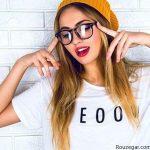 مدل عینک ۹۵ + گالری شیک ترین مدل عینک 95 طبی زنانه