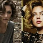 ژورنال جدیدترین مدل مو کوتاه فر زنانه و دخترانه 2017 – 96