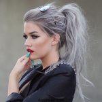 مدل مو بلند دخترانه + انواع مدل مو بلند دخترانه زنانه 97