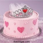 گالری زیباترین مدل عکس کیک تولد دخترانه باربی طرح 2018 – 97