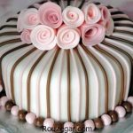 ژورنال زیباترین عکس کیک تولد شیک و منحصر بفرد