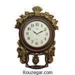 گالری انواع شیک ترین مدل ساعت دیواری کلاسیک و آویز
