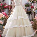 ژورنال انواع مدل لباس عروس 2017 ایرانی و اروپایی سری دوم